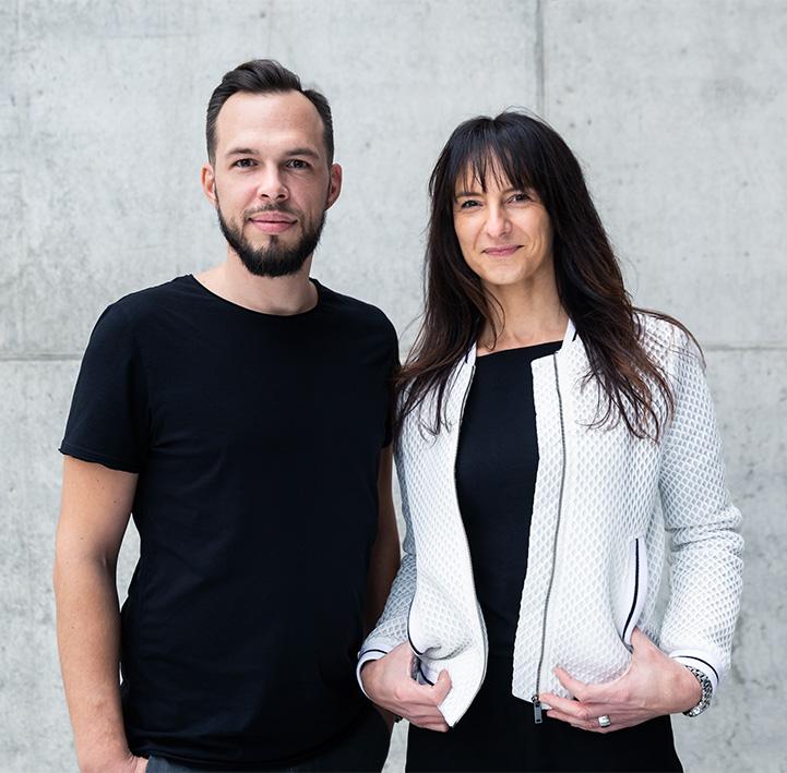 Die Macher vom MUT Gin - Matthias und Tanja